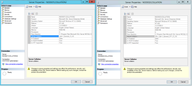 How to change SQL Server Instance Collation in an Always On